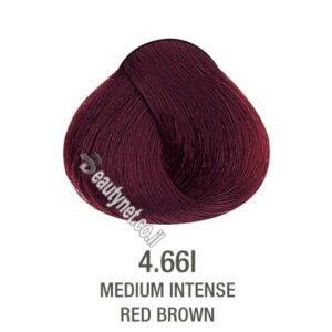 צבע לשיער ללא I PPD צבע לשיער ללא אמוניה חום אדום