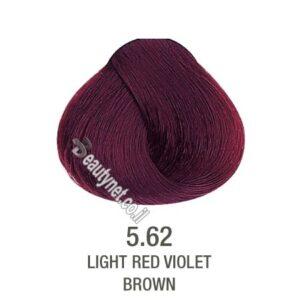צבע לשיער ללא PPD 5.62 אדום פנינה