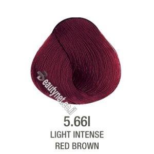 צבע לשיער ללא I PPD צבע לשיער ללא אמוניה אדום מחוזק