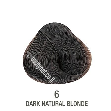 צבע לשיער ללא I PPD צבע לשיער ללא אמוניה בסיס בלונד כהה