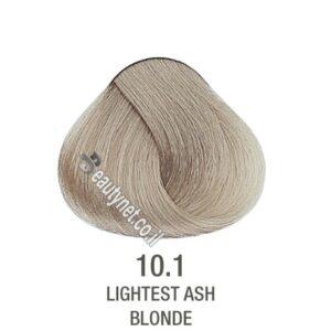 צבע לשיער ללא I PPD צבע לשיער ללא אמוניה בלונד אפור 10.1