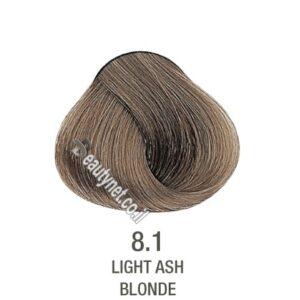 צבע לשיער ללא I PPD צבע לשיער ללא אמוניה בלונד אפור