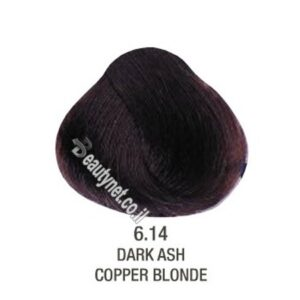 צבע לשיער ללא I PPD צבע לשיער ללא אמוניה ברונזה אפור
