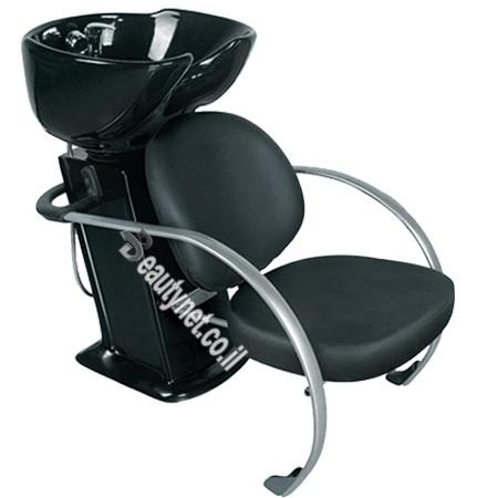 כיור חפיפה למספרה עם כסא 7306