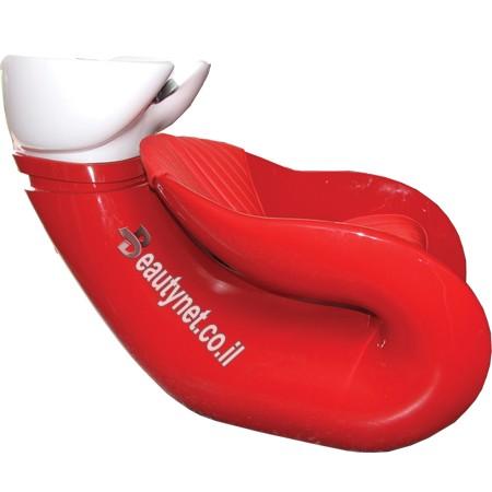 כיור חפיפה למספרה עם כסא 75000