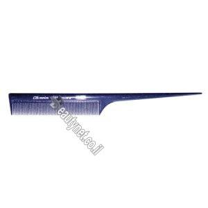 מסרק שפיץ פלסטיק כחול 501