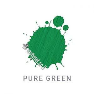 צבע לשיער על בסיס מים ירוק