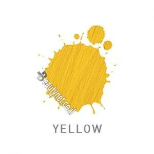 צבע לשיער על בסיס מים צהוב