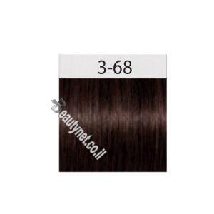 שוורצקופף צבע לשיער SCHWARZKOPF IGORA I 3-68