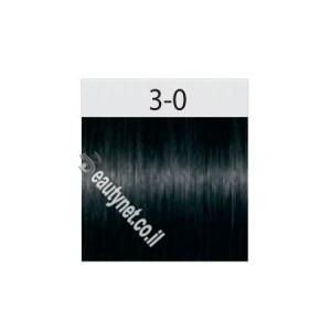 שוורצקופף צבע לשיער SCHWARZKOPF IGORA I בסיס כיסוי לבן חום כהה