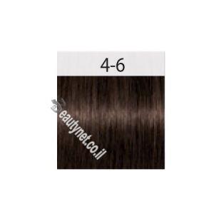 שוורצקופף צבע לשיער SCHWARZKOPF IGORA I 4.6