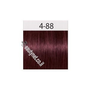 שוורצקופף צבע לשיער SCHWARZKOPF IGORA I 4.88