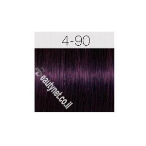 שוורצקופף צבע לשיער SCHWARZKOPF IGORA I 4.90