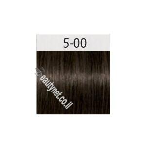 צבע לשיער IGORA שוורצקוף 5-00
