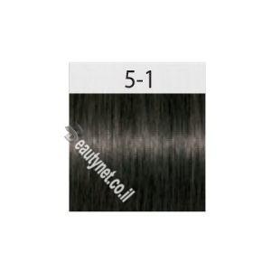 צבע לשיער IGORA שוורצקוף 5-1