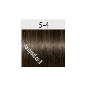 צבע לשיער IGORA שוורצקוף 5-4