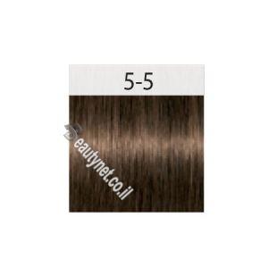 צבע לשיער IGORA שוורצקוף 5-5
