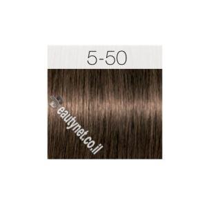 צבע לשיער IGORA שוורצקוף 5-50