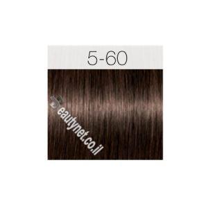 צבע לשיער IGORA שוורצקוף 5-60