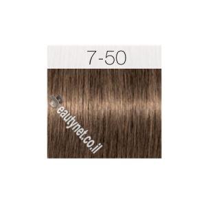 צבע לשיער IGORA שוורצקוף 7-50