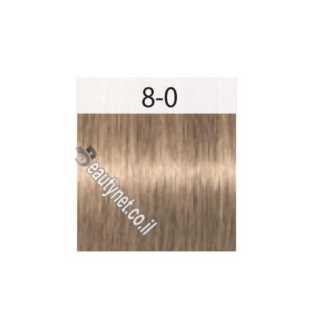 צבע לשיער IGORA שוורצקוף 8-0