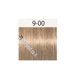 צבע לשיער IGORA שוורצקוף 9-00