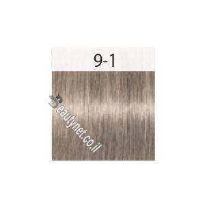 צבע לשיער IGORA שוורצקוף 9-1