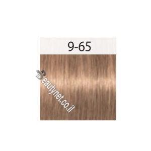 צבע לשיער IGORA שוורצקוף 9-65