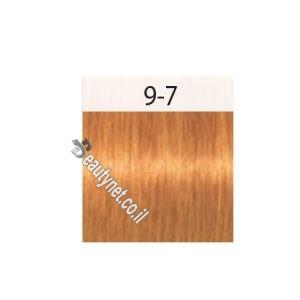 צבע לשיער IGORA שוורצקוף 9-7