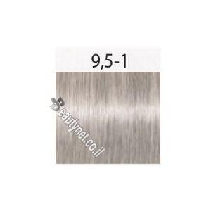 צבע לשיער IGORA שוורצקוף 9.5-1