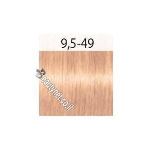 צבע לשיער IGORA שוורצקוף 9.5-49