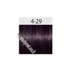 שוורצקופף צבע לשיער SCHWARZKOPF IGORA I 4.29