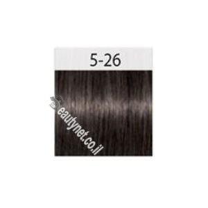 צבע לשיער IGORA שוורצקופף 5-26