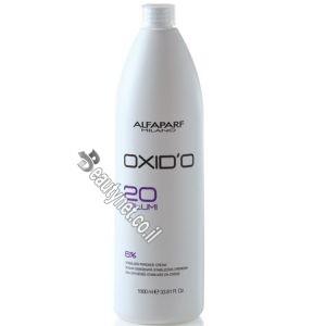 קרם חמצן ליטר לצבע לשיער 6%