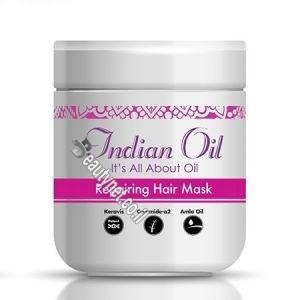 שיקום שיער I מסכה לשיער INDIAN OIL