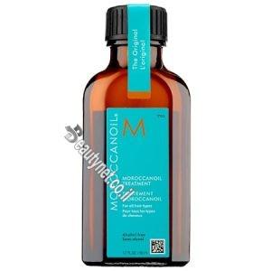 שמן מרוקאי לשיער I שמן טיפולי