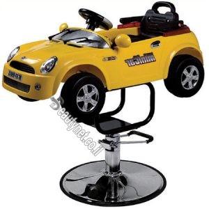 כסא למספרת ילדים - מכונית חשמלית